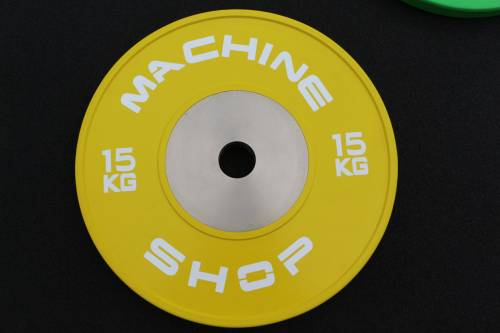 competition plate - Machine Shop