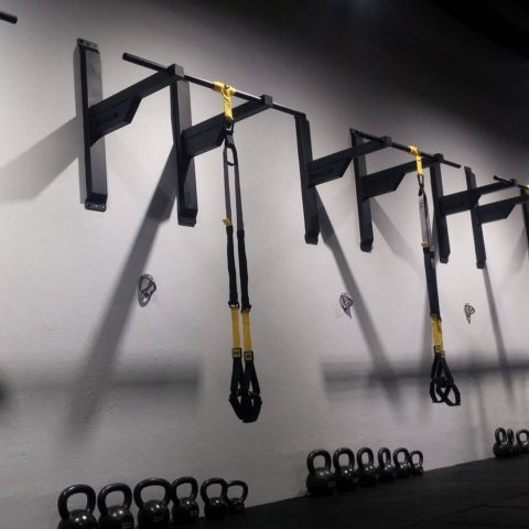 garage pull up system