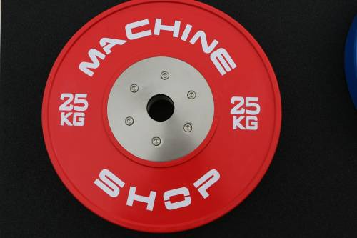 competion plate 25kg