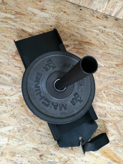 speed sled with weight