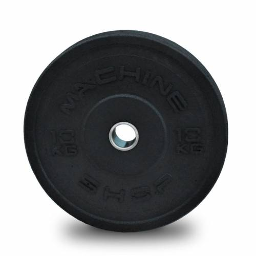 Machine Shop Bumper Plates